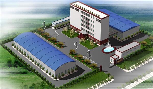 厂房装修案例―临泉化工厂