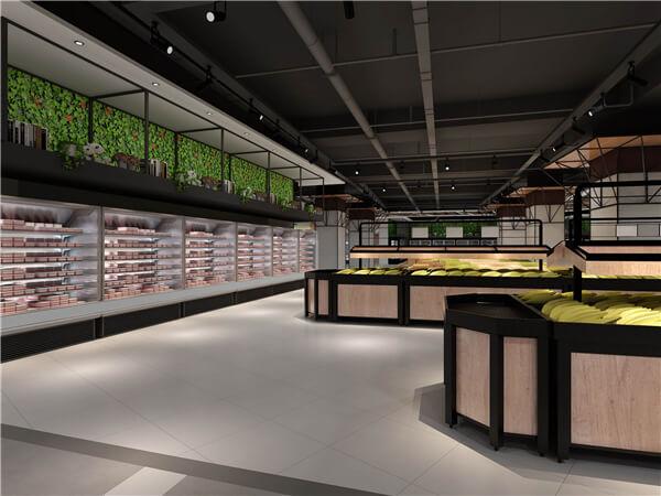 超市装修案例―超市装修设计