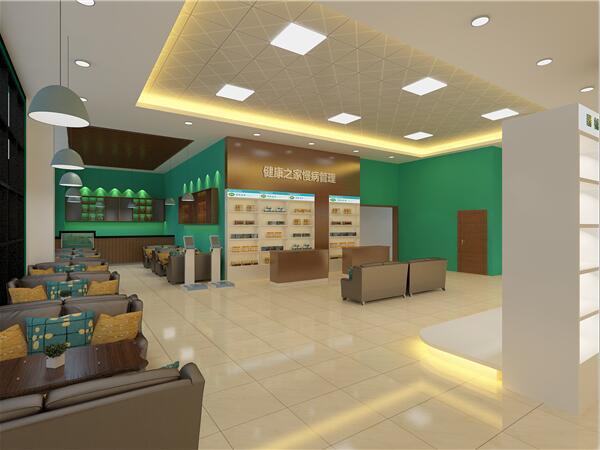 药房展厅―安徽天星医药