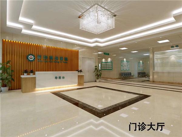医院设计案例―霍邱惠民医院