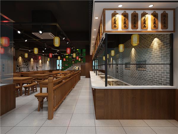 餐饮店案例―潘师傅连锁餐厅